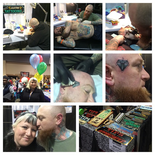 2015 Philadelphia Tattoo Arts Convention - best one yet! #northsidetattoosdotcom #northsidetattoos #northsidetattoo #phillytattooconvention