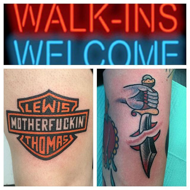 Walk-Ins available today with both Matt & @little_dave #northsidetattoosdotcom #northsidetattoos #northsidetattoo #tattoo #tattoos #makeyourfriendsjealous #wilmingtonde #delawaretattoo #delaware