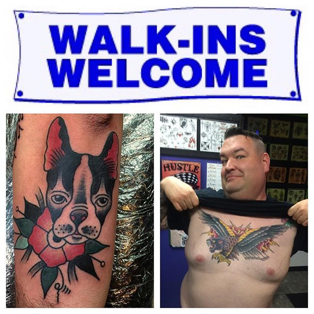 Walk-Ins Welcome today & Wednesday with Little Dave & Matt #northsidetattoosdotcom #northsidetattoos #northsidetattoo #little_dave #mattstankis #tattoo #tattoos #wilmingtondelaware #delawaretattoo #delaware #nofilter