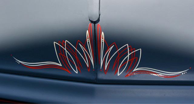 Pinstriping Designs